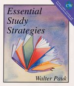 Essential Study Strategies 1st Edition 9780130314161 0130314161