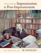 Critical Readings in Impressionism and Post-Impressionism 1st edition 9780520250222 0520250222