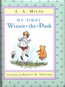 My First Winnie-the-Pooh 0 9780525468387 0525468382