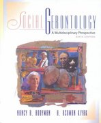 Social Gerontology 6th edition 9780205336258 0205336256