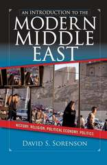 An Introduction to the Modern Middle East 0 9780813343990 0813343992