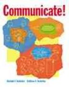 Communicate! 10th edition 9780534561161 0534561160