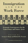 Immigration and the Work Force 1st edition 9780226066707 0226066703