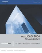 AutoCAD 2004 for Architecture 1st edition 9781401851316 1401851312