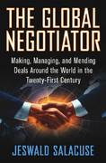 The Global Negotiator 1st edition 9780312293390 0312293399