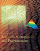Introduction to Scientific Computation and Programming 1st Edition 9780534389130 0534389139