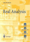 Real Analysis 1st Edition 9781852333140 1852333146