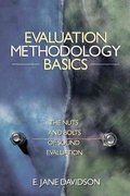 Evaluation Methodology Basics 1st edition 9780761929307 0761929304