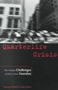 Quarterlife Crisis 1st Edition 9781585421060 1585421065