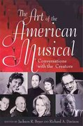 The Art of the American Musical 0 9780813536132 0813536138