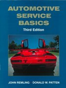 Automotive Service Basics 4th edition 9780130898685 0130898686