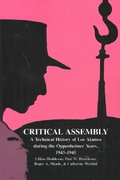 Critical Assembly 0 9780521541176 0521541174
