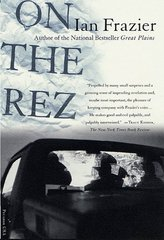 On the Rez 1st Edition 9780312278595 0312278594