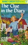 Nancy Drew 07: the Clue in the Diary 0 9780448095073 0448095076