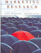 Marketing Research 6th edition 9780471455196 0471455199