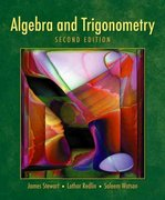 Algebra and Trigonometry 2nd edition 9780495016762 0495016764