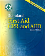 Standard First Aid, CPR And AED 2nd edition 9780073296937 0073296937