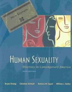 Human Sexuality 5th edition 9780072860498 0072860499