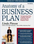 Anatomy of a Business Plan 7th Edition 9780944205372 0944205372