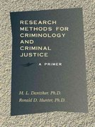 Research Methods for Criminology and Criminal Justice 0 9780750699518 0750699515