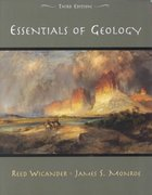Essentials of Geology (with Samson's Earth Systems CD-ROM) 3rd edition 9780534384401 0534384404