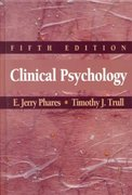 Clinical Psychology 5th edition 9780534262983 0534262988