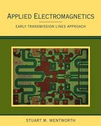 Applied Electromagnetics 1st Edition 9780470042571 0470042575