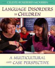 Language Disorders in Children 1st Edition 9780205393404 0205393403