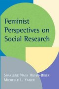 Feminist Perspectives on Social Research 1st Edition 9780195158113 0195158113