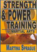Strength and Power Training for Martial Arts 0 9781880336878 1880336871