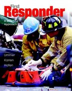 First Responder 7th edition 9780131720480 0131720481