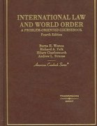 International Law and World Order 4th Edition 9780314251398 0314251391