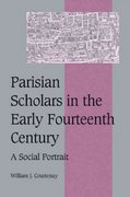 Parisian Scholars in the Early Fourteenth Century 1st edition 9780521025102 0521025109