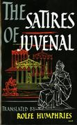 The Satires of Juvenal 1st Edition 9780253200204 0253200202