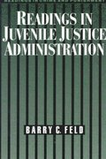 Readings in Juvenile Justice Administration 0 9780195104059 0195104056
