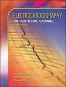 Electrocardiography for Health Care Personnel w/Student CD-ROM 2nd edition 9780073302096 0073302090