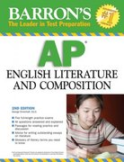 Barron's AP English Literature and Composition 2nd edition 9780764136825 0764136828