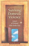 Surviving Domestic Violence 1st Edition 9781884244278 1884244270