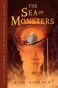 The Sea of Monsters 2nd Edition 9781423103349 1423103343