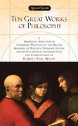 Ten Great Works of Philosophy 1st Edition 9780451528308 0451528301
