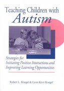 Teaching Children with Autism 1st edition 9781557661807 1557661804