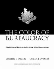 The Color of Bureaucracy 1st edition 9780534582128 0534582125