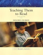 Teaching Them to Read (Allyn and Bacon Classics Edition), MyLabSchool Edition 6th edition 9780205463756 0205463754