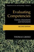 Evaluating Competencies 2nd edition 9780306473449 0306473445