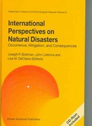 International Perspectives on Natural Disasters 1st edition 9781402028502 1402028504