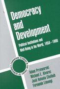 Democracy and Development 1st edition 9780521793797 0521793793