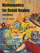 Mathematics for Retail Buying 5th edition 9781563671951 1563671956