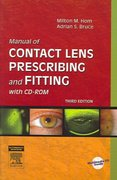Manual of Contact Lens Prescribing and Fitting with CD-ROM 3rd edition 9780750675178 0750675179