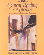Content Reading and Literacy 3rd edition 9780205327423 0205327427