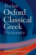 Pocket Oxford Classical Greek Dictionary 2nd edition 9780198605126 0198605129